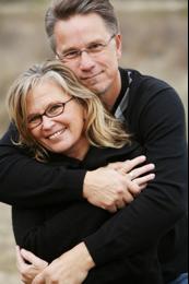 Piet en Jeanine